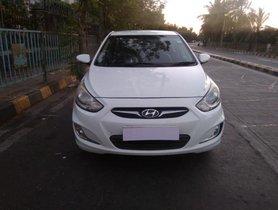Used Hyundai Verna 1.6 SX MT car at low price in Mumbai