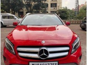 Used Mercedes Benz GLA Class AT for sale in Mumbai at low price