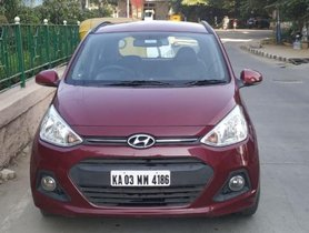 2015 Hyundai Grand i10 1.2 Kappa Sportz MT for sale in Bangalore