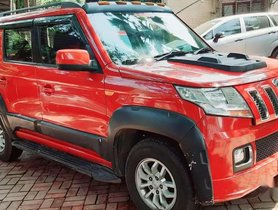 Mahindra TUV300 2016 MT for sale in Pune