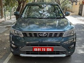2019 Mahindra XUV300 MT for sale in Bangalore