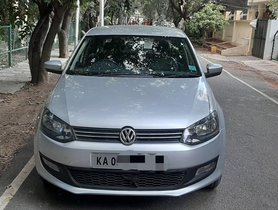 2012 Volkswagen Polo Diesel Highline 1.2L MT for sale in Bangalore