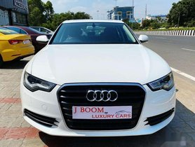 Used Audi A6 2.0 TDI Premium Plus 2013 AT for sale in Chennai