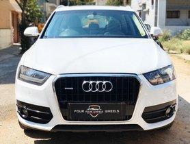 Audi Q3 AT 2012-2015 2014 in Bangalore