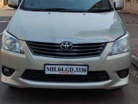 Toyota Innova 2.5 G 8 STR BS-IV, 2013, Diesel MT for sale in Mumbai