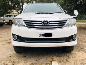 Used Toyota Fortuner, 2013, Diesel MT for sale in Chandigarh