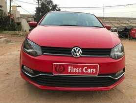 Volkswagen Polo Version 1.5 TDI Highline 2015 MT for sale in Bangalore