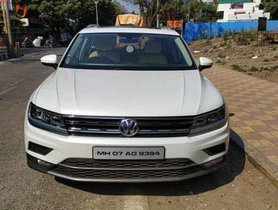 2018 Volkswagen Tiguan Version 2.0 TDI Highline AT for sale in Pune