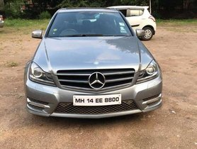 Mercedes-Benz C-Class Edition C, 2013, Diesel AT for sale in Pune