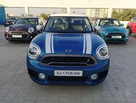 Used Mini Countryman Cooper D 2018 AT for sale in Ahmedabad
