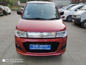 2014 Maruti Suzuki Wagon R Stingray MT for sale at low price in Thane