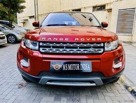 Land Rover Range Rover Evoque HSE AT 2015 in Kolkata