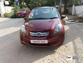 Used Honda Amaze 2014 VX i DTEC MT for sale in Hyderabad