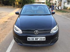 2011 Volkswagen Vento Petrol Highline MT for sale in Bangalore