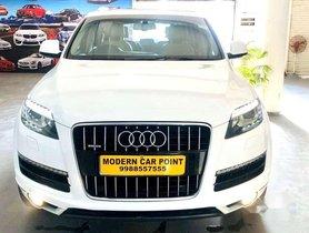 Used Audi Q7 3.0 TDI quattro Premium, 2011, Diesel AT for sale in Chandigarh