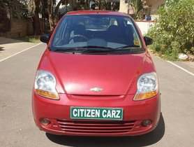 Chevrolet Spark 1.0 2009 MT for sale in Bangalore
