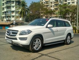 2013 Mercedes Benz GL-Class 2007 2012 350 CDI Luxury AT for sale at low price in Mumbai