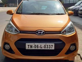 Used Hyundai Grand I10, 2014, Petrol MT for sale in Chennai