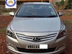 Hyundai Verna 2011-2015 1.6 SX VTVT (O) MT for sale in Kolkata