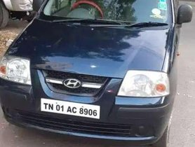 Used Hyundai Santro Xing 2007 XL MT for sale in Chennai