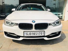 BMW 3 Series 2011-2015 320d Sport Line AT for sale in Ahmedabad