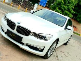 Used BMW 3 Series GT Luxury Line AT car at low price in New Delhi