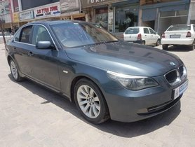 Used BMW 5 Series 530d Highline AT 2003-2012 car at low price in Faridabad