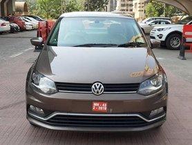 Volkswagen Ameo 1.2 MPI Highline 2016 MT for sale in Mumbai