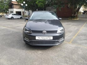 2017 Volkswagen Polo 1.2 MPI Highline MT for sale in Coimbatore