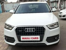 Used 2015 Audi Q3 AT for sale in Pune