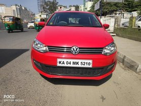 Volkswagen Polo IPL II 1.6 Petrol Highline 2011 MT for sale in Bangalore