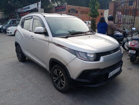 2017 Mahindra KUV100 NXT MT for sale at low price in New Delhi