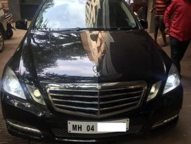 Used Mercedes Benz E-Class 2009-2013 E250 CDI Avantgarde 2012 AT for sale in Thane