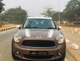 Mini Cooper Countryman AT 2013-2015 One in New Delhi