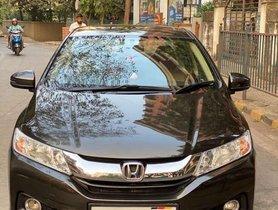 Honda City 1.5 V Automatic Sunroof, 2014, Petrol AT for sale in Mumbai