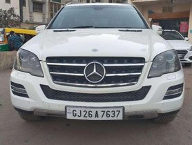 Used 2011 Mercedes Benz CLA AT for sale in Ahmedabad