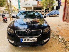 Skoda Octavia Ambition 1.4 TSI MT 2014 in Bangalore