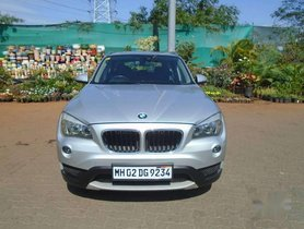 Used BMW X1 sDrive20d 2014 AT for sale in Mumbai
