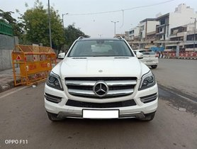 Used Mercedes Benz GL-Class 2007 2012 350 CDI Luxury AT car at low price in New Delhi