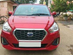Used Datsun GO Plus T Option MT 2019 in Visakhapatnam