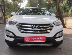 Hyundai Santa Fe 2WD AT 2017 for sale in Ahmedabad