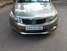 Used Honda Accord 2.4 Automatic, 2010, Petrol AT for sale in Mumbai