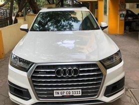 Used Audi Q7 45 TDI Quattro Premium Plus AT 2016 in Chennai