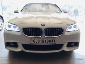 BMW 5 Series 2013-2017 520d M Sport AT for sale in Ahmedabad