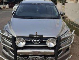 Used Toyota INNOVA CRYSTA 2.4 GX Manual 8S, 2017, Diesel MT for sale in Tiruchirappalli