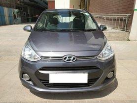 2016 Hyundai Grand i10 1.2 Kappa Sportz MT for sale in Bangalore