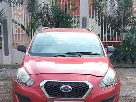 Used 2015 Datsun GO Plus A MT for sale in Hyderabad