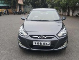 Used Hyundai Verna 1.6 VTVT SX 2011 AT for sale in Pune