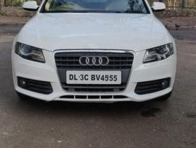 Used 2011 Audi A4 1.8 TFSI AT for sale in New Delhi