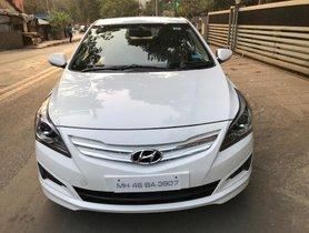 Hyundai Verna 1.6 VTVT S 2017 MT for sale in Mumbai